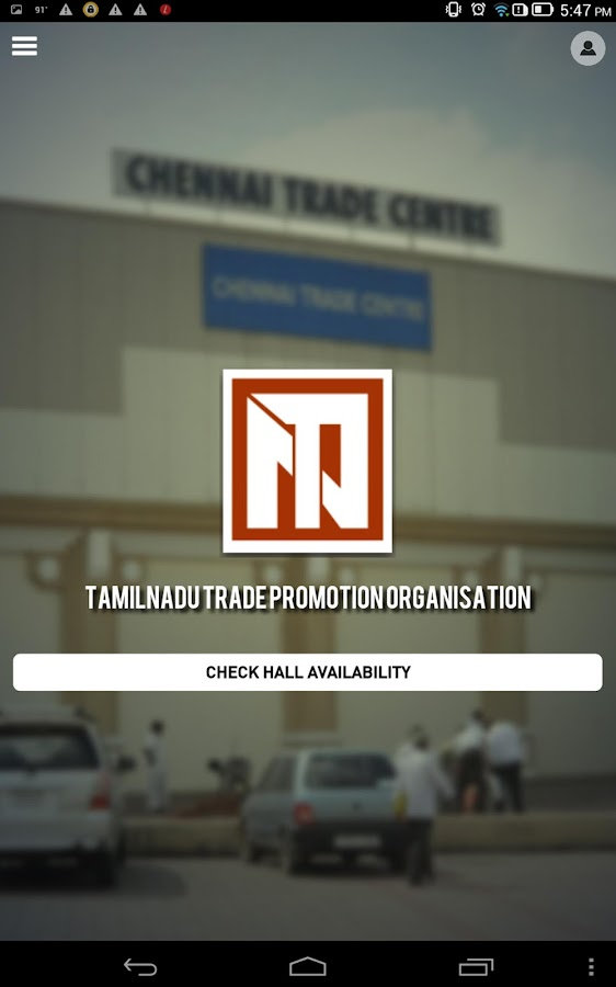 Chennai Trade Centre- screenshot