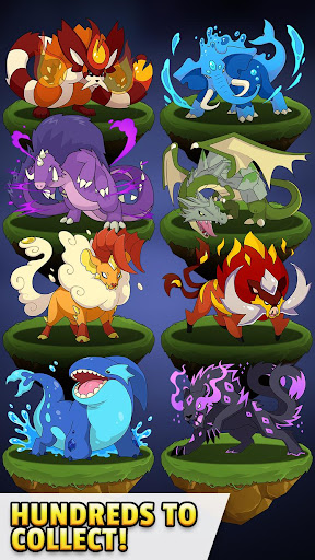 Dynamons Evolution Puzzle & RPG: Legend of Dragons 1.1.1 Cheat screenshots 1