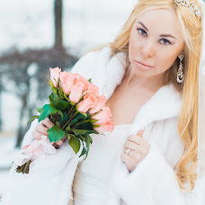 Wedding photographer Evgeniy Kravcov (kravcovphoto). Photo of 17.01.2015