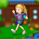 Best Escape Games 173 - Rescue Jogging Girl Game