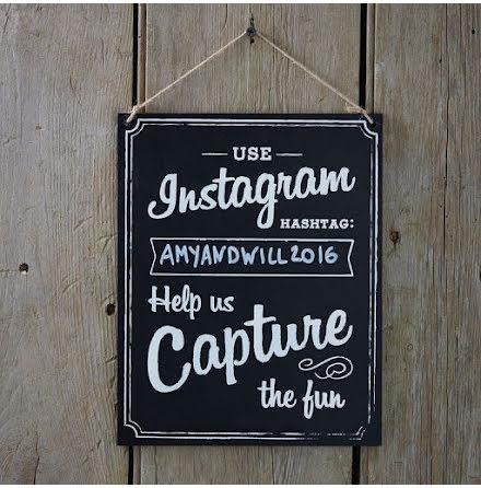 Skylt - Instagram