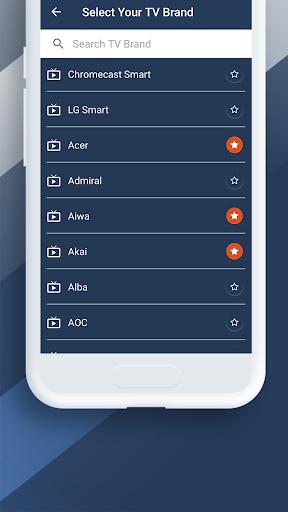 Remote Control For TV, Universal TV Remote - MyRem 1.9.3 screenshots 4
