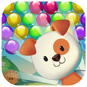 Puppy Pop - Bubble Shoot Games