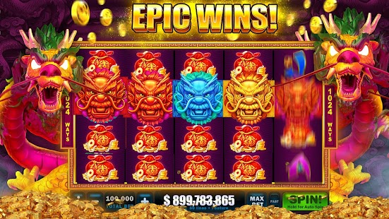 Double Win Casino Slots - Wheel of Fortune Screenshot
