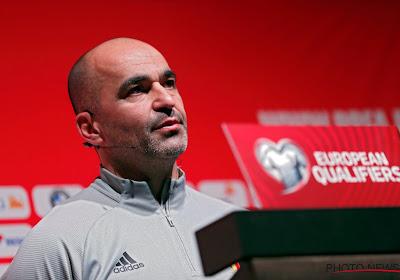 """Martinez: """"Er zullen geen nieuwe namen in de EK-selectie zitten, dus ook niet El Hadj"""""""
