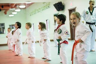 Photo: Darimar Martial Arts 2014 Little Tigers Class