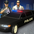 Vip Limo - Crime City Case : Limousine Car Games