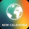 New Caledonia Offline Map icon