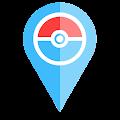 Map for Poke Radar
