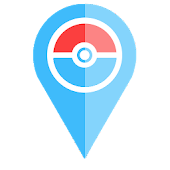 Map for Poke Radar