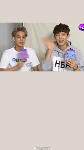EXO ライブ•壁紙2