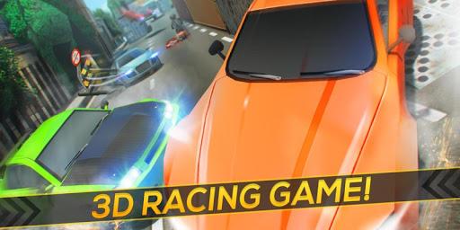 Highway Speed Car Racing  screenshots 1