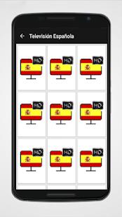 TV España en Directo - náhled
