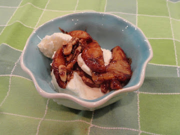 Fried Pears Recipe