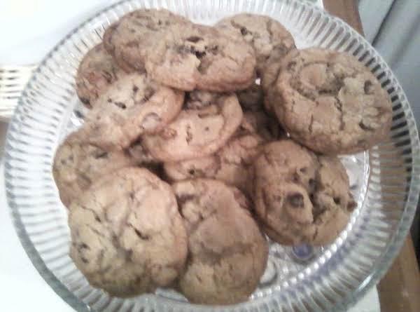 Alice's Sea Salt Chocolate Chip Cookies Recipe | Just A Pinch