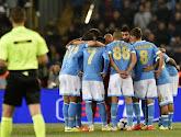 Naples et Mertens joueront l'Europa League