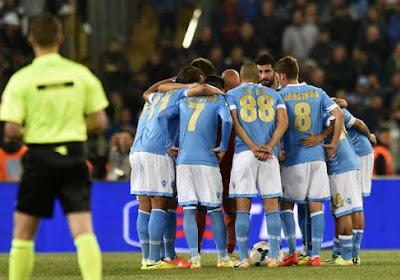 Naples ne met pas la pression sur la Roma