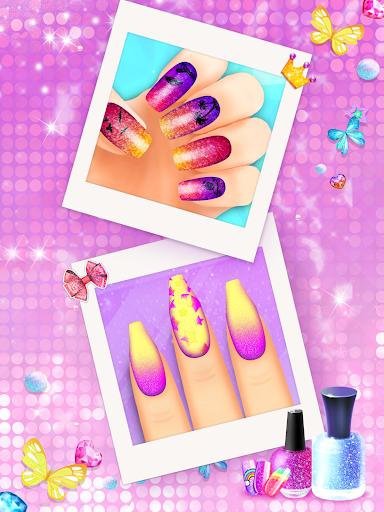 Nail Salon Manicure - Fashion Girl Game 1.0.1 screenshots 17