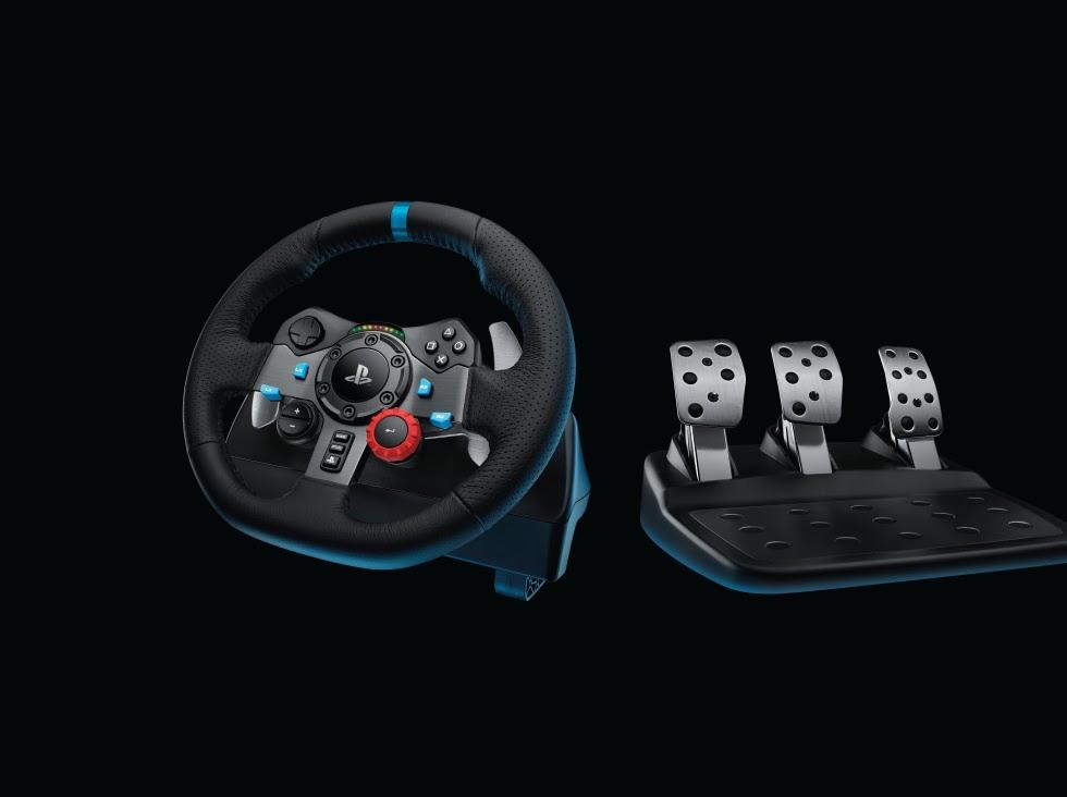 Logitech G29 Untuk PS4, PS3 & G290 Untuk Xbox One