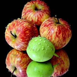APPPY TIME by SANGEETA MENA  - Food & Drink Fruits & Vegetables (  )