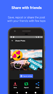 Repost – Photo & Video Download And Save- screenshot thumbnail