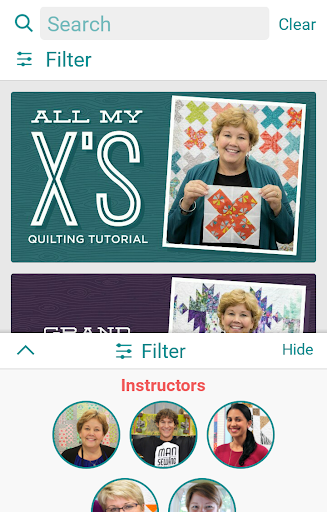 Quilting Tutorials by MSQC screenshots 2