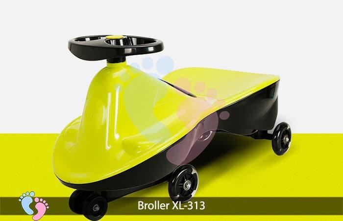 Xe lắc cho bé Broller XL 313 7