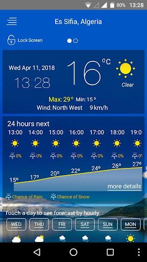 weather 8.6.8 Screenshots 1