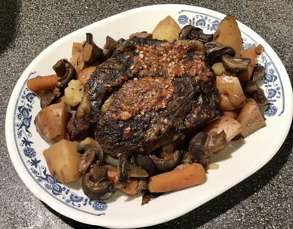 Pot Roast And What?