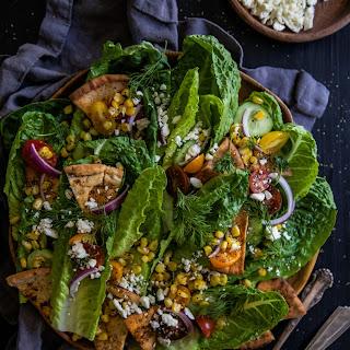 Mexican Fattoush Salad.