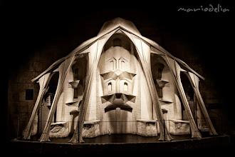Photo: Sagrada Familia , Model