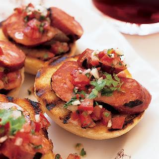 Grilled Chorizo Recipes