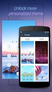 App Lock Plus - náhled