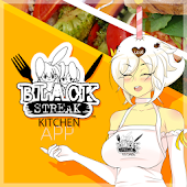 Black Streak Kitchen
