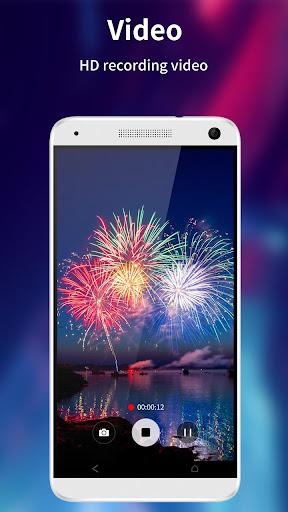 HD Camera Pro & Selfie Camera 1.1.8 screenshots 4