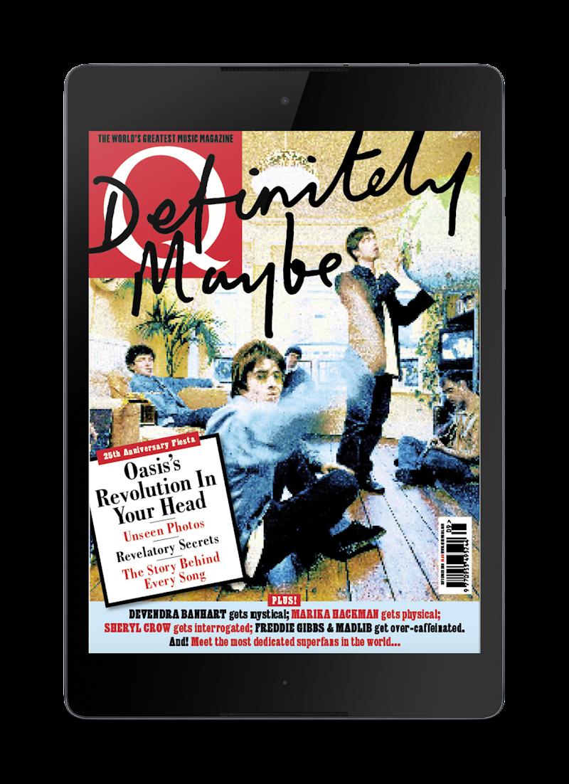 Скриншот Q Music Magazine