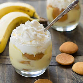 No Cook -The Best Banana Pudding.