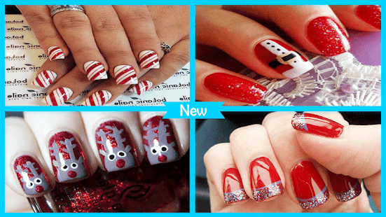 Easy holiday nail art designs app report on mobile action screenshot for easy holiday nail art designs in united states play store prinsesfo Image collections