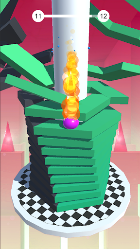 Ball Run Stack - 5 Ball Game Stack Hit Helix in 1 2 screenshots 9