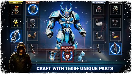 Real Steel Boxing Champions MOD Apk 1.0.448 2