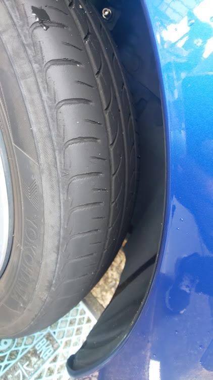 Nボックス JF3のタイヤ,デイトンDT30に関するカスタム&メンテナンスの投稿画像2枚目
