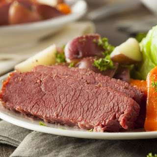 Basic All-Purpose Slow Cooker Corned Beef