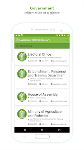 Dominica Government Directory- screenshot thumbnail