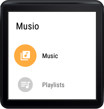 Musio for Android Wear