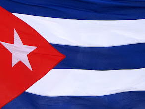 Photo: Flag of Cuba