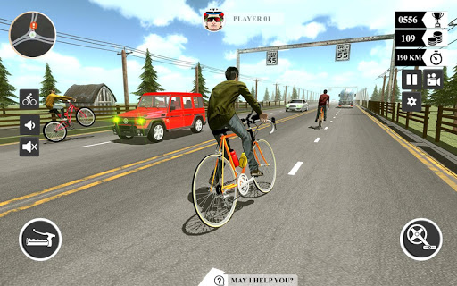 Bicycle Racing & Quad Stunts 1.3 screenshots 6