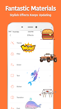 VivaVideo - Free Video Editor APK screenshot thumbnail 7