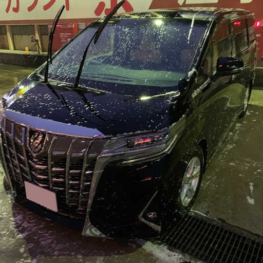 洗車 信越シリコーン