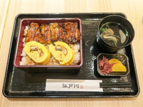 近鐵餐飲 鰻 江戶川 -- 日本近鐵集團旗下知名鰻魚料理進駐台北!