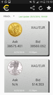 Euro Gold & Euro Silver- screenshot thumbnail